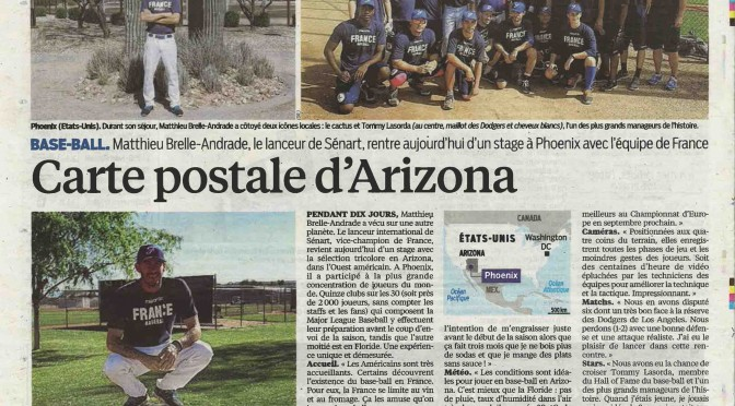 Le Parisien – MBA en Arizona