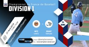 D1 - Metz Cometz vs Sénart Templiers