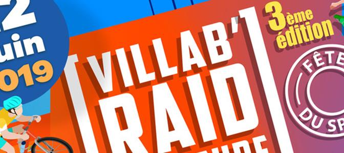 Les Templiers au Villab'Raid Aventure 2019